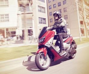 Nouveau Yamaha NMAX 125 : un composant de votre quotidien.