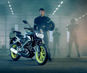 Yamaha MT-125 à partir de 27 € par mois