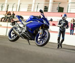 Yamaha YZF-R125 à partir de 29 € par mois