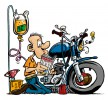 Révisez votre moto en hiver